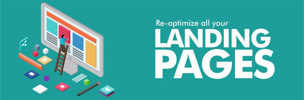 reoptimize landing pages-Top 4 digital Marketing tips lead conversion in Nigeria-by Eze Erondu